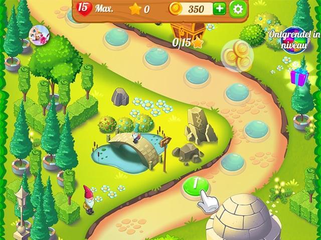 Garden Tales Map